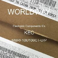 MBRF10U100CT-U/P - KEC