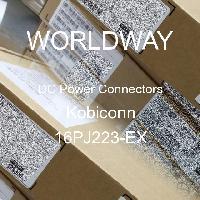 16PJ223-EX - Kobiconn - 直流電源連接器