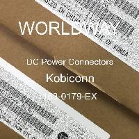 163-0179-EX - Kobiconn - 直流電源連接器