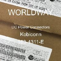 163-4311-E - Kobiconn - 直流電源連接器