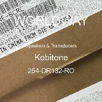 254-DR132-RO - Kobitone - 揚聲器和傳感器