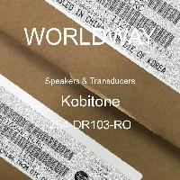 254-DR103-RO - Kobitone - 揚聲器和傳感器