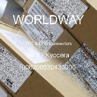 006200530430000 - KYOCERA Corporation - FFC和FPC连接器
