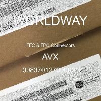 008370127000800 - KYOCERA Corporation - FFC和FPC连接器