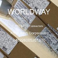 046226005201800 - KYOCERA Corporation - FFC和FPC连接器