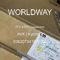 006207341914000 - KYOCERA Corporation - FFC和FPC连接器