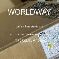 LC5256MB-5F256C - Lattice Semiconductor Corporation - CPLD  - 復雜可編程邏輯器件