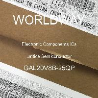 GAL20V8B-25QP - Lattice Semiconductor Corporation