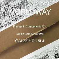 GAL22V10-15LJ - Lattice Semiconductor Corporation
