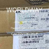 GAL22V10D-25LP - Lattice Semiconductor Corporation - 電子元件IC