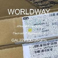 GAL22V10D-25QPN - Lattice Semiconductor Corporation - 電子元件IC