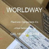 GAL16V8D-10LPNI - Lattice Semiconductor Corporation - 电子元件IC