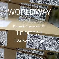 ESD5Z5CL 0.5pf - LEIDITECH