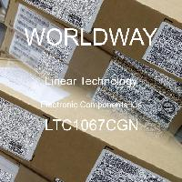 LTC1067CGN - Linear Technology - 电子元件IC