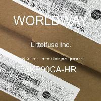 5KP90CA-HR - Littelfuse Inc - TVS二极管 - 瞬态电压抑制器