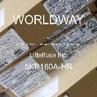 5KP160A-HR - Littelfuse Inc - TVS二極管 - 瞬態電壓抑制器