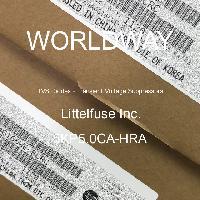 5KP5.0CA-HRA - Littelfuse Inc - TVS二极管 - 瞬态电压抑制器