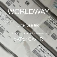 5KP51CA-HR - Littelfuse Inc - TVS二極管 - 瞬態電壓抑制器