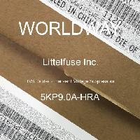 5KP9.0A-HRA - Littelfuse Inc - TVS二极管 - 瞬态电压抑制器