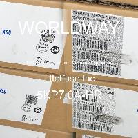 5KP7.0A-HR - Littelfuse Inc - TVS二极管 - 瞬态电压抑制器