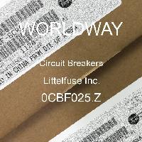0CBF025.Z - Littelfuse - 斷路器