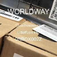 0RBOX002Z - Littelfuse - 电路保护套件