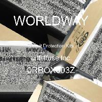 0RBOX003Z - Littelfuse - 电路保护套件