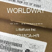 5KP18CA-HR - Littelfuse - TVS二極管 - 瞬態電壓抑制器