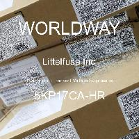 5KP17CA-HR - Littelfuse - TVS二極管 - 瞬態電壓抑制器