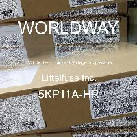 5KP11A-HR - Littelfuse - TVS二极管 - 瞬态电压抑制器