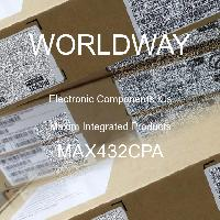 MAX432CPA - Maxim Integrated Products