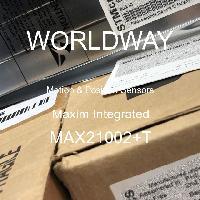 MAX21002+T - Maxim Integrated Products - 運動和位置傳感器