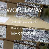 MAX4603WE+ - Maxim Integrated Products - 电子元件IC
