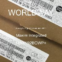 MAX192BCWP+ - Maxim Integrated Products