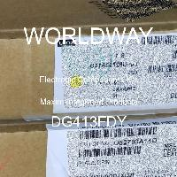 DG413FDY - Maxim Integrated Products