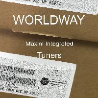 MAX2160EBG+T - Maxim Integrated Products - 调谐器