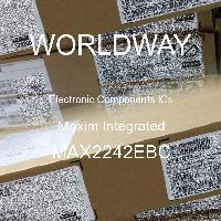 MAX2242EBC - Maxim Integrated Products