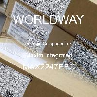 MAX2247EBC - Maxim Integrated Products