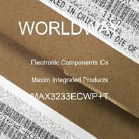 MAX3233ECWP+T - Maxim Integrated Products