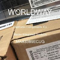 MAX3389ECUG - Maxim Integrated Products