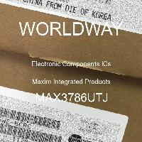 MAX3786UTJ - Maxim Integrated Products