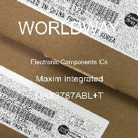 MAX3787ABL+T - Maxim Integrated Products