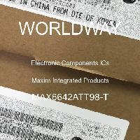 MAX6642ATT98-T - Maxim Integrated Products