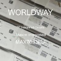MAX7033EUI - Maxim Integrated Products