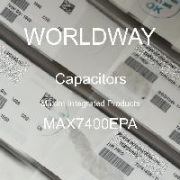 MAX7400EPA - Maxim Integrated Products
