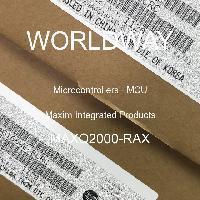 MAXQ2000-RAX - Maxim Integrated Products