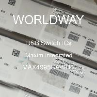 MAX4995CAVB+T - Maxim Integrated Products