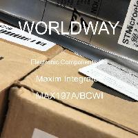 MAX197A/BCWI - Maxim Integrated