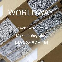 MAX3987ETM - Maxim Integrated