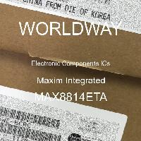 MAX8814ETA - Maxim Integrated